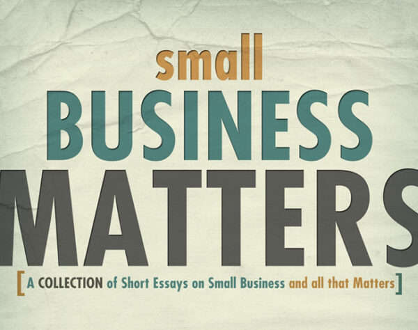 small business matters book