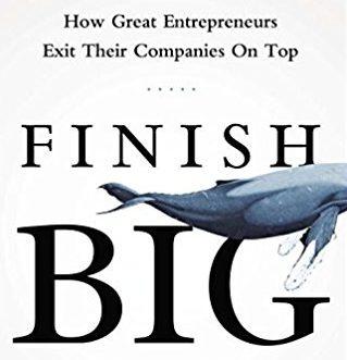 """finish big"" book reivew"