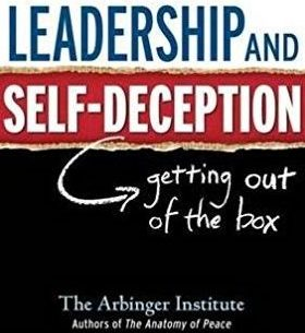 leadership and self deception book review